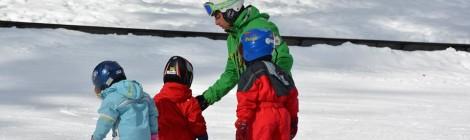 I bambini e lo sci: meglio imparare da piccoli!!!