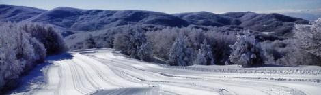 Finalmente la neve è arrivata abbondante sulle piste di Loc.Tasso a Camigliatello Silano